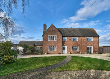 Thumbnail 4 bed farmhouse for sale in Ashton Keynes, Swindon