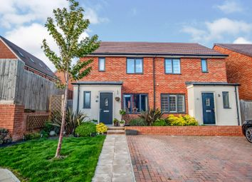 3 bed semi-detached house for sale in Forrest Shaw, Castle Hill, Ebbsfleet Valley, Swanscombe DA10