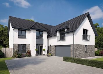"Thumbnail 5 bed detached house for sale in ""The Auchensale"" at Lawmarnock Road, Bridge Of Weir"