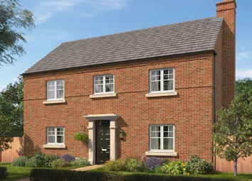 Thumbnail 4 bed detached house for sale in The Moreton 2, Upton Dene, Liverpool Road, Chester