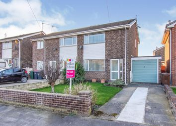 Thumbnail 2 bed semi-detached house for sale in Lambcote Way, Maltby, Rotherham