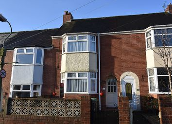 3 bed terraced house for sale in St Katherines Road, Exeter EX4