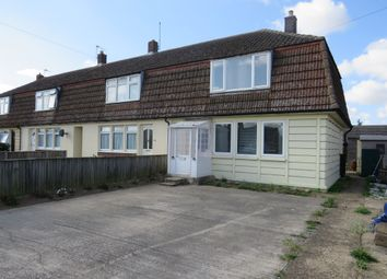 Thumbnail 3 bed end terrace house for sale in Bunbury Avenue, Mildenhall, Bury St. Edmunds