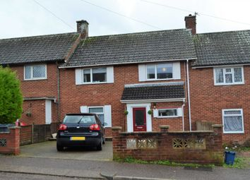 3 bed terraced house for sale in Roseway, Exmouth EX8