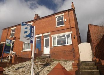 Thumbnail 3 bed end terrace house for sale in Fennant Road, Ponciau, Wrexham, Wrecsam