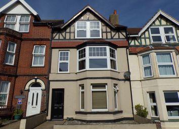 Thumbnail 3 bed maisonette for sale in Cromer, Norfolk
