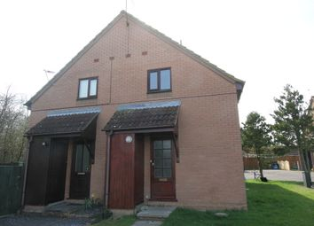 Thumbnail 1 bedroom end terrace house for sale in Uplands, Stevenage