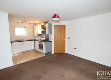 Thumbnail 2 bed flat to rent in Sandhills Avenue, Leicester