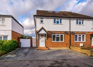 Thumbnail 3 bed semi-detached house for sale in St. Andrews Road, Carshalton