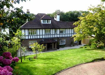 Thumbnail 6 bed detached house for sale in St Helen's Park Road, Hastings, East Sussex