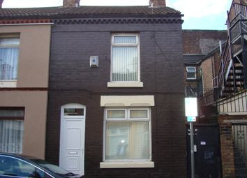 Thumbnail 2 bed end terrace house to rent in Ismay Street, Liverpool