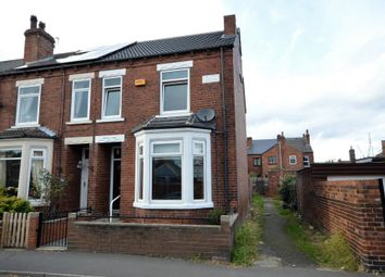 Thumbnail 2 bed end terrace house for sale in Cambridge Street, Normanton