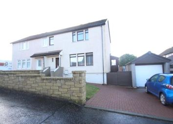 Thumbnail 3 bed semi-detached house for sale in Nan's Terrace, Cumnock, East Ayrshire