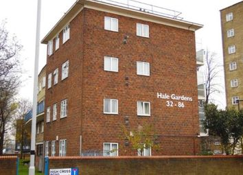 3 bed maisonette for sale in Hale Gardens, London N17