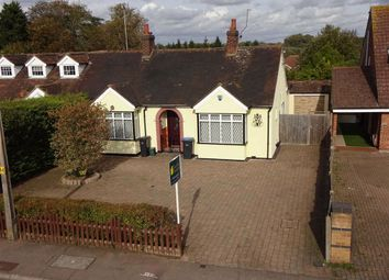 3 bed semi-detached bungalow for sale in Old Road, Old Harlow, Essex CM17