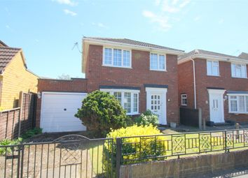 Thumbnail 3 bed detached house for sale in Wellington Road, Ashford, Surrey