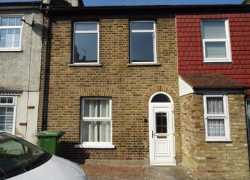 Thumbnail 2 bed terraced house to rent in Blackhorse Road, Sidcup