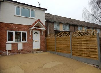 Thumbnail 2 bed end terrace house for sale in Somerdale Avenue, Knowle, Bristol