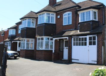Thumbnail 4 bed semi-detached house for sale in Showell Green Lane, Birmingham