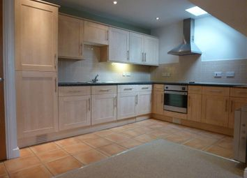 Thumbnail 1 bed flat to rent in Burbury Court, Emscote Road, Warwick