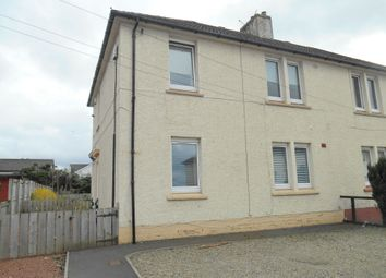 Thumbnail 1 bed flat for sale in Bogside Road, Ashgill