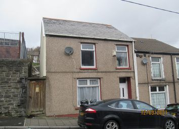 Thumbnail 3 bed end terrace house for sale in Parc Road, Cwmparc, Rhondda Cynon Taff.