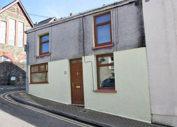 Thumbnail 3 bed end terrace house for sale in London Street, Mountain Ash