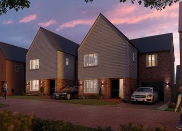 """4 bed semi-detached house for sale in """"The Willow"""" at Red Admiral Street, Horsham RH12"""