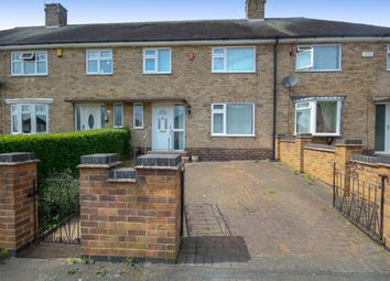 Thumbnail 3 bed terraced house for sale in Thistledown Road, Nottingham