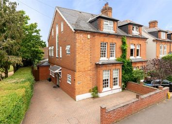 Thumbnail 5 bed semi-detached house for sale in Springfield Meadows, Weybridge, Surrey