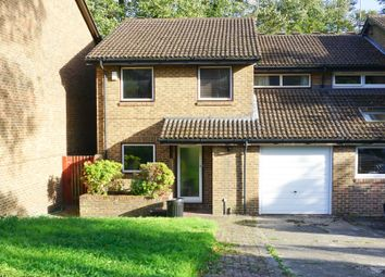 Thumbnail 4 bed semi-detached house to rent in Penn Gardens, Chislehurst