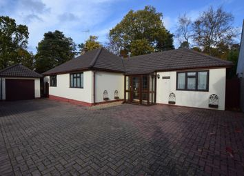 Thumbnail 3 bed detached bungalow for sale in Fairland Close, Fleet