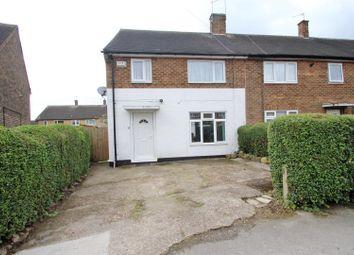 Thumbnail 3 bedroom terraced house for sale in Eastglade Road, Bestwood Park, Nottingham