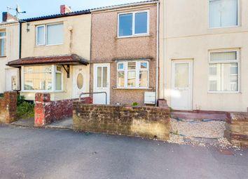 Thumbnail 1 bedroom terraced house to rent in Llangyfelach Road, Brynhyfryd, Swansea