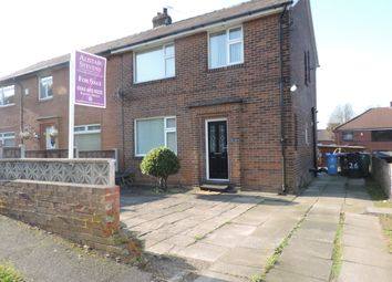Thumbnail 3 bed semi-detached house for sale in Edge Hill Road, Royton, Oldham
