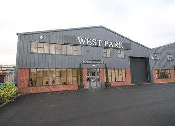 Thumbnail Commercial property for sale in Thirsk Industrial Park, York Road, Thirsk