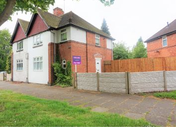 Thumbnail 3 bed semi-detached house for sale in Davison Road, Smethwick
