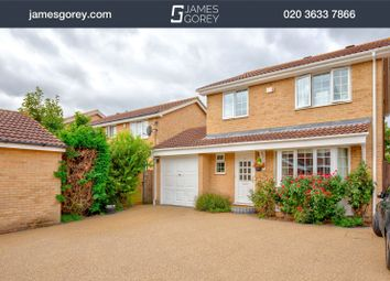 Thumbnail 4 bed detached house for sale in Lamorbey Close, Sidcup, Kent