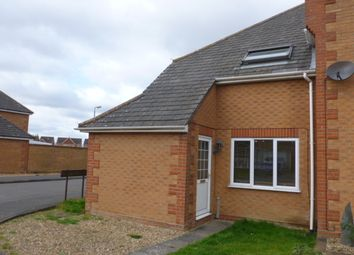 Thumbnail 3 bed end terrace house for sale in Dagless Way, March