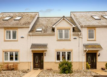 Thumbnail 3 bed terraced house for sale in Eden Square, Tibbermore, Perth