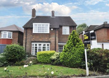 Thumbnail 3 bed detached house for sale in Buckland Rise, Pinner