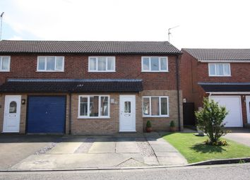 Thumbnail 3 bed semi-detached house for sale in Tanglewood, Werrington