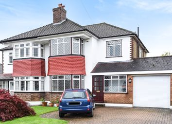 Thumbnail 3 bed semi-detached house for sale in Tower View, Croydon