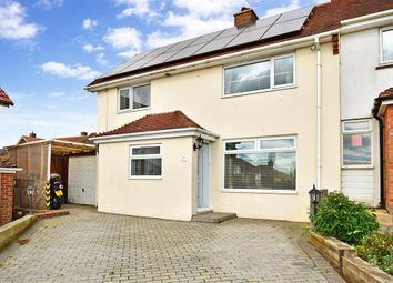 Thumbnail 3 bed terraced house for sale in Marden Close, Woodingdean, Brighton, East Sussex