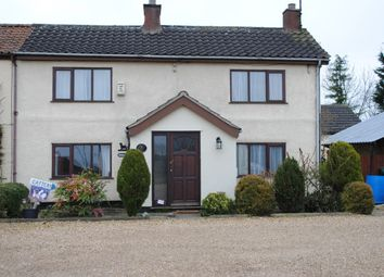 Thumbnail 3 bedroom semi-detached house to rent in Chapel Lane, Wicken, Ely