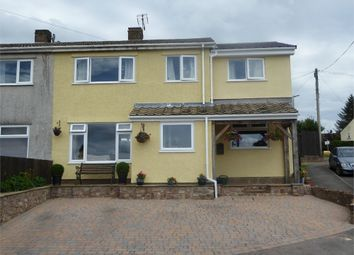 Thumbnail 3 bed semi-detached house for sale in Wesley Gardens, Devauden, Chepstow
