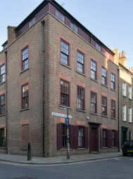Thumbnail 4 bed end terrace house to rent in Princelet Street, Spitalfields