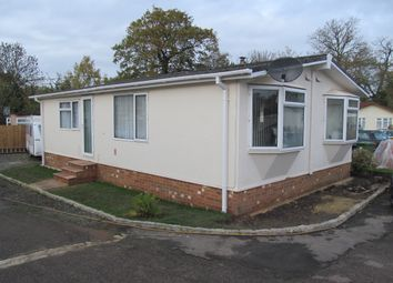 Thumbnail 2 bedroom mobile/park home for sale in The Hermitage, Warfield Street Ref 5175, Bracknell, Berkshire