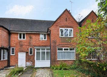Thumbnail 3 bedroom terraced house for sale in Bristol Road, Bournville Village Trust, Selly Oak