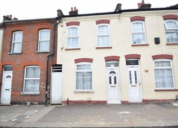 Thumbnail 4 bedroom terraced house for sale in Hampton Road, Luton